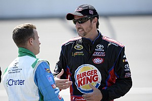 NASCAR Sprint Cup Blog No license means no opportunity for Reutimann