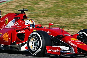 Vettel is 'better off' at Ferrari, says Webber