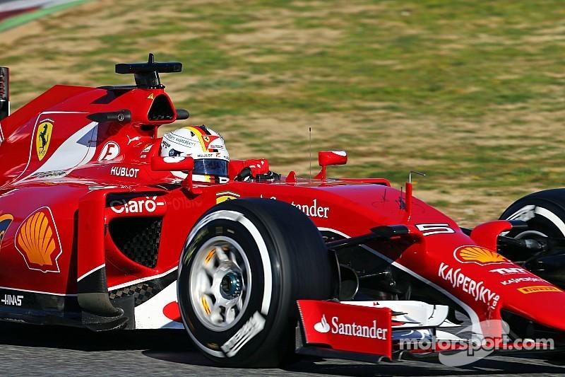 Vettel is 'better off' at Ferrari, says Webber