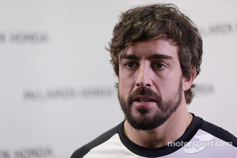 Alonso, en duda para Melbourne