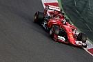 Así fue la sesión de Ferrari