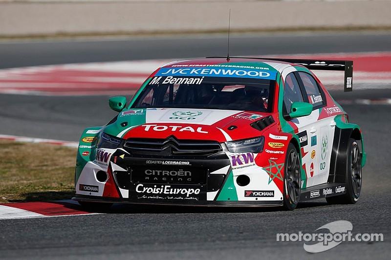 Bennani gears up for Loeb Racing debut