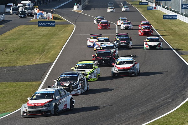 Let battle commence as WTCC season 2015 is go, go, go!