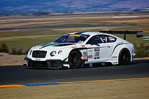 Bentley Team Dyson Racing aims for 2015 Pirelli World Challenge Championship