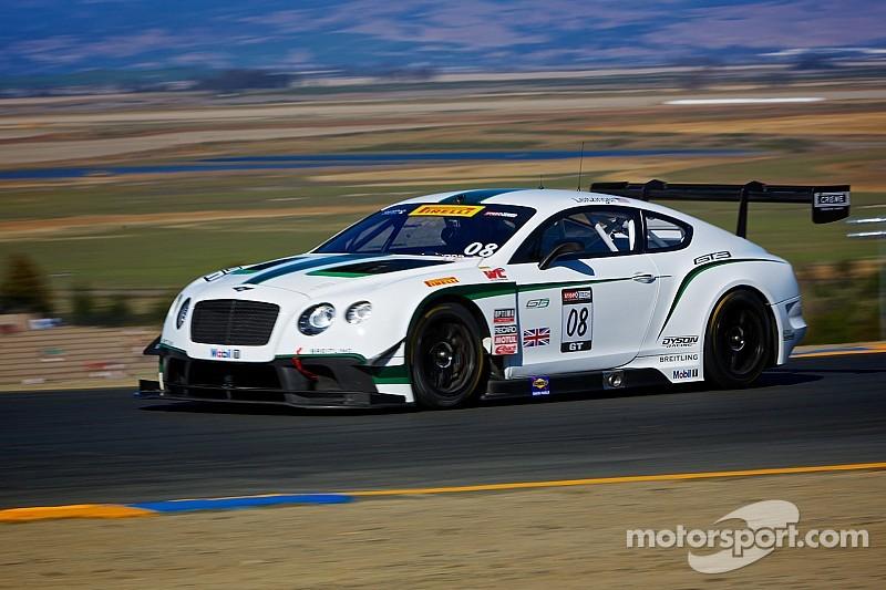 Bentley Team Dyson Racing aims for 2015 Pirelli World Challenge Championship