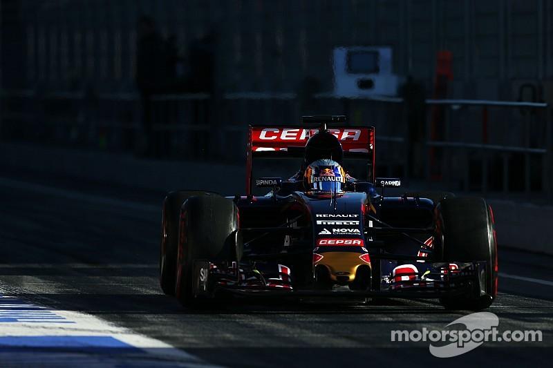 Carlos Sainz Jr. cierra su pretemporada de Fórmula Uno