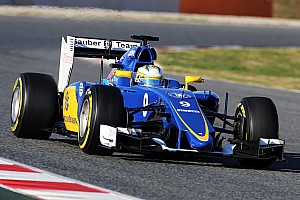 Formula 1 Testing report The third day of testing in Barcelona goes according to plan for the Sauber F1 Team