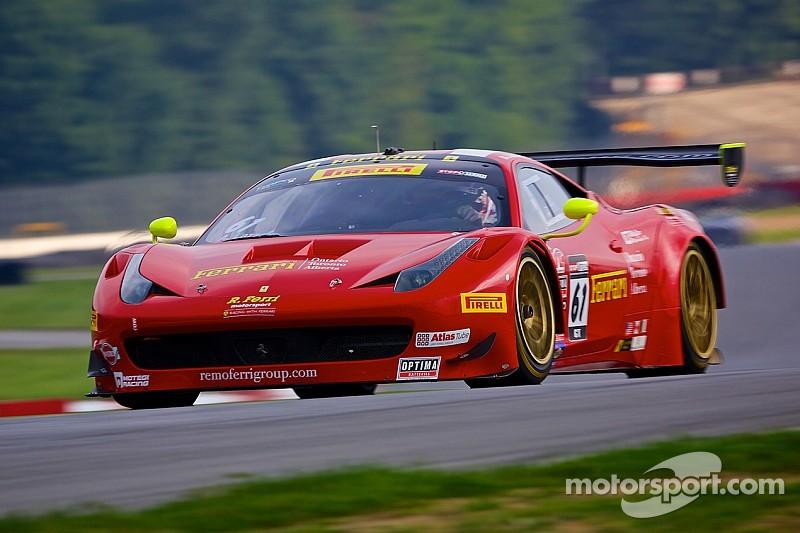 R.Ferri Motorsport racing with Ferrari prepare for second season in World Challenge