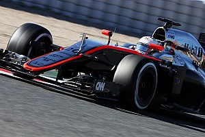 Brundle says McLaren in
