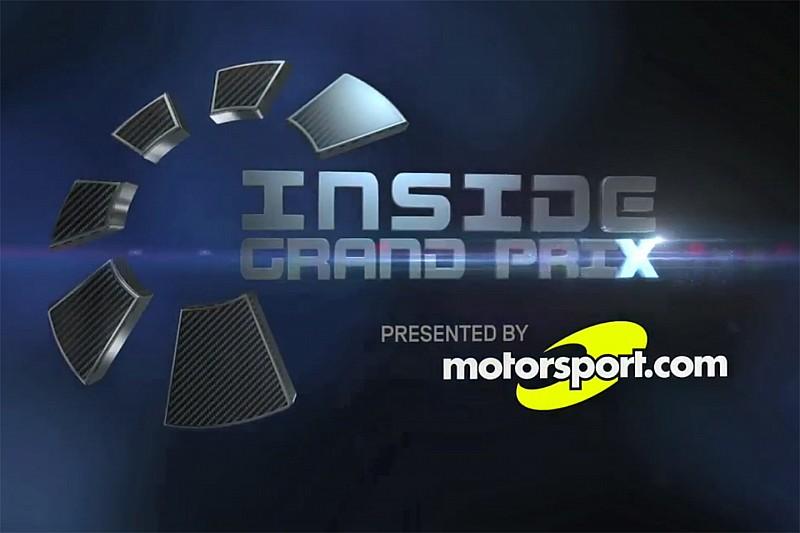 "Famous TV program ""Inside Grand Prix"" now on Motorsport.com"
