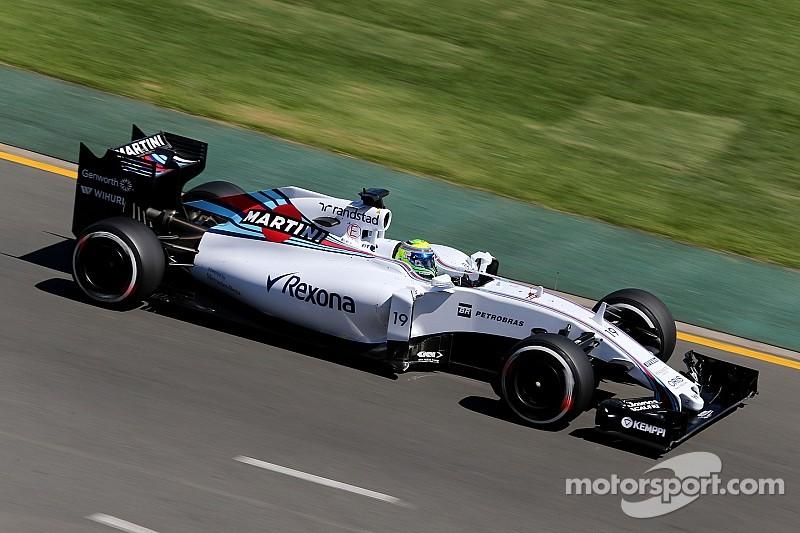 Massa says Ferrari's pace