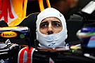 Ricciardo forced to use second engine