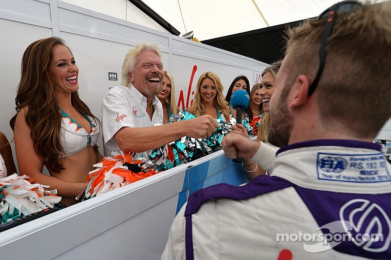 Virgin boss Richard Branson backs Montreal ePrix bid