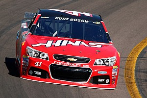 NASCAR Sprint Cup Commentary Kurt Busch quickly up to speed in return to NASCAR Sprint Cup Series racing