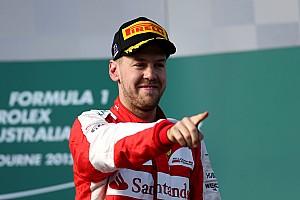 Formula 1 Race report Sebastian Vettel:
