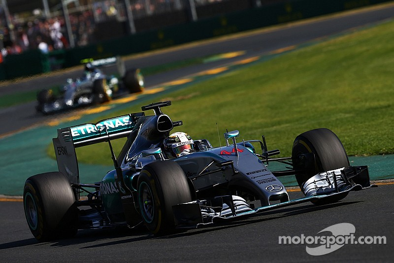 Button says Mercedes doing nothing wrong