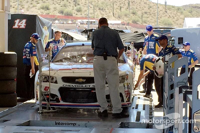 UPDATE: Allmendinger's team off the hook after NASCAR review