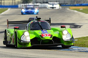 Krohn's Olivier Pla takes Ligier to the top in second Sebring practice
