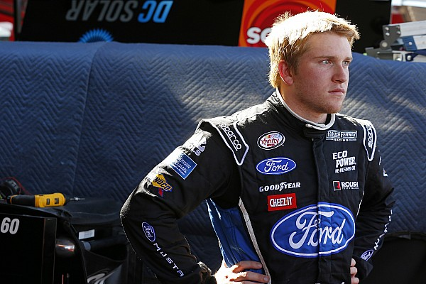Buescher to drive the No. 34 Ford Sprint Cup car at Fontana