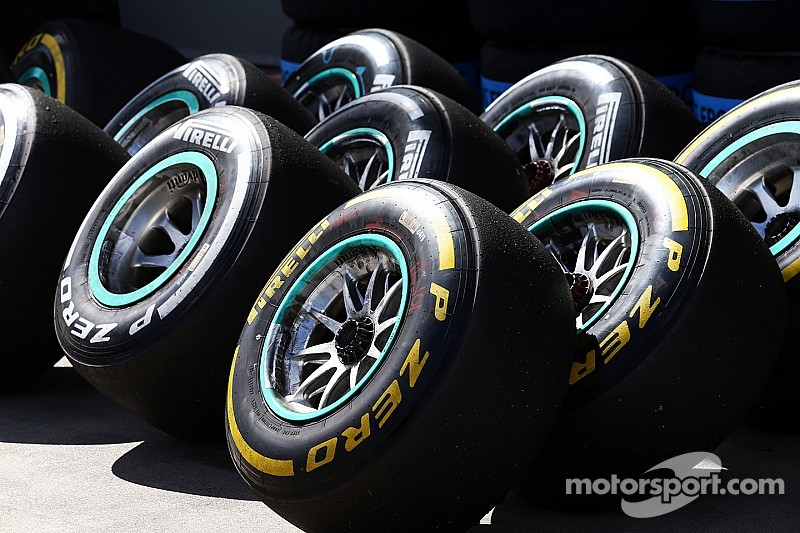 Faster lap times give even more work to the tyres in Sepang