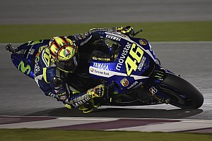 MotoGP Race report Bridgestone: Valentino Rossi wins thrilling season opener in Qatar