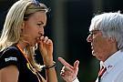 Ecclestone quiere un campeonato para mujeres