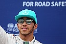 Hamilton says new Mercedes deal imminent