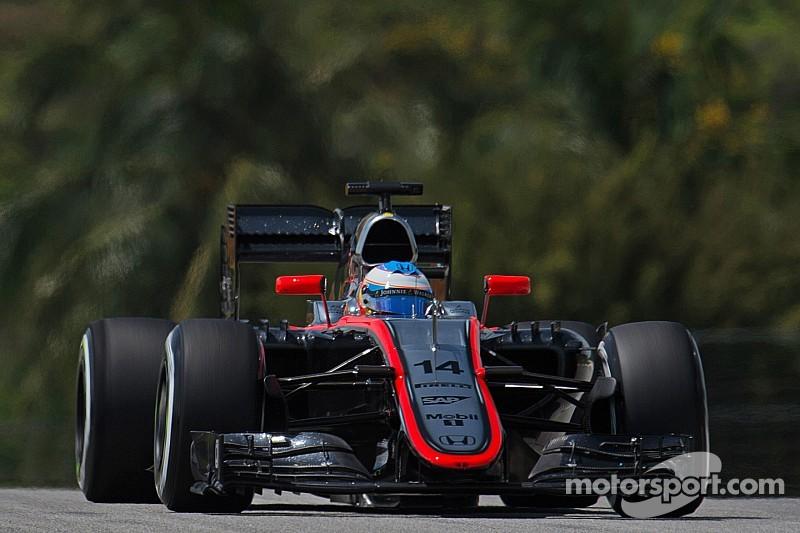 McLaren volverá a utilizar en China los motores de Sepang