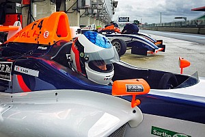 Giuliano Alesi gears up for French F4