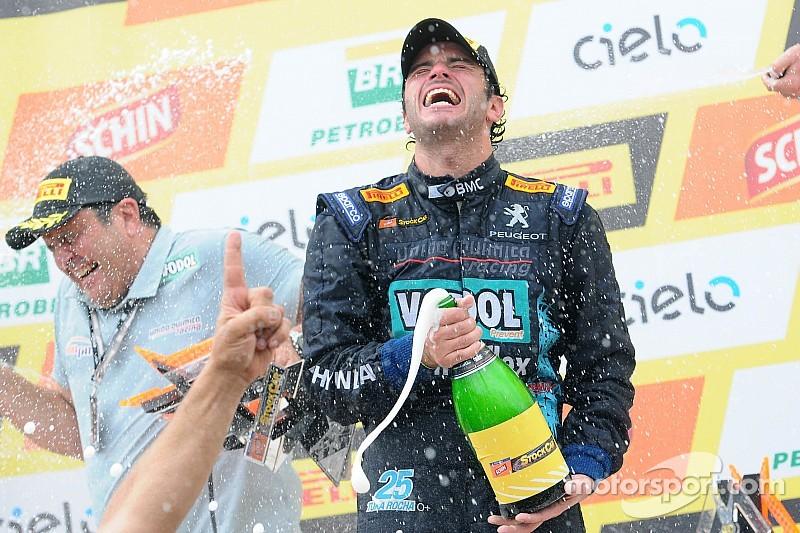 Bueno y Tuka Rocha ganan en Brazilian Stock Cars