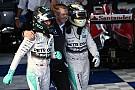Hamilton y Rosberg cierra filas contra Ferrari