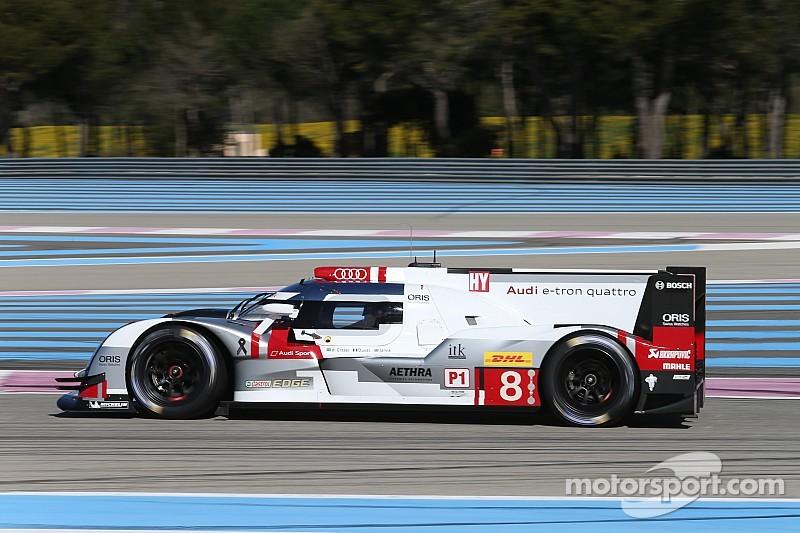 Oliver Jarvis vive un sueño con Audi