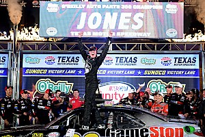 NASCAR XFINITY Analysis What's next for Erik Jones?