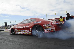 NHRA Qualifying report Enders-Stevens wins specialty K&N horsepower challenge at Las Vegas