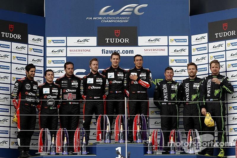 Audi gana en Silverstone.