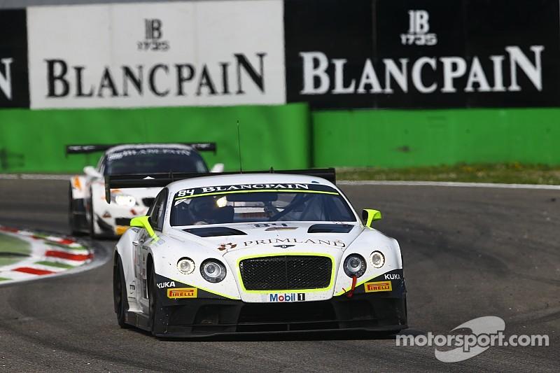 Double endurance duty for Bentley Team HTP