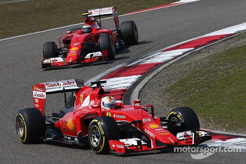 Arrivabene dice que no habrá más órdenes de equipo en Ferrari