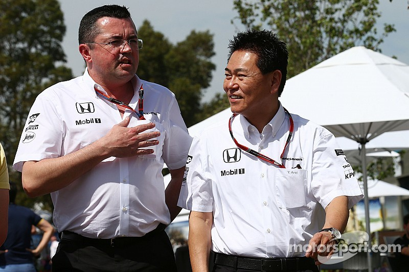 McLaren sufrirá en Bahrein: Eric Boullier