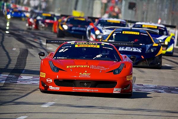 Pirelli World Challenge reaches full field for Long Beach race weekend