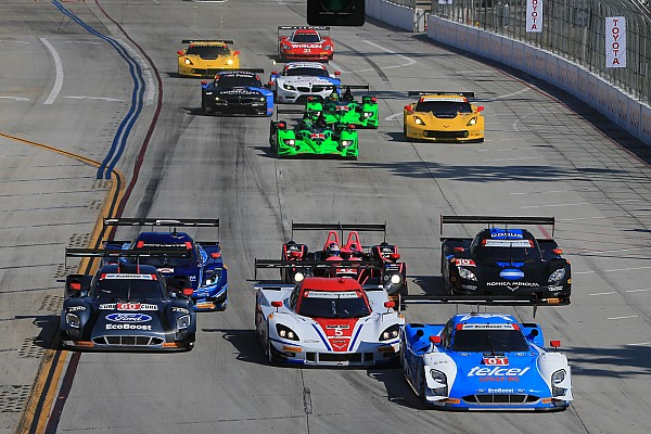 Long Beach Sports Car Showcase: Complete weekend results