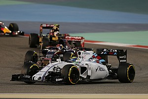 Massa blames Maldonado for halting his charge