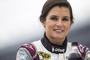 NASCAR Sprint Cup Race report Danica Patrick perseveres at Bristol
