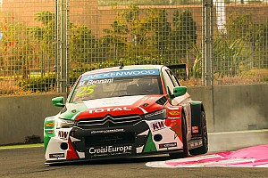 Sébastien Loeb Racing's Mehdi Bennani shows brilliant pace in Marrakech !
