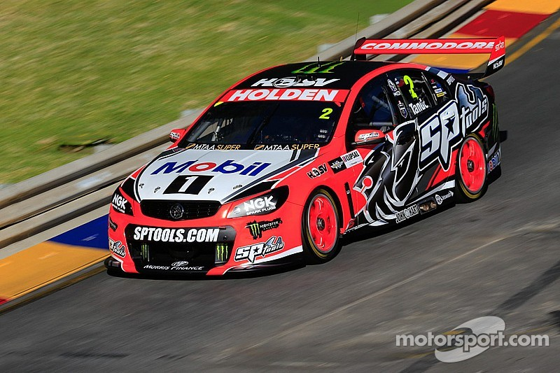 Tander fighting for second title
