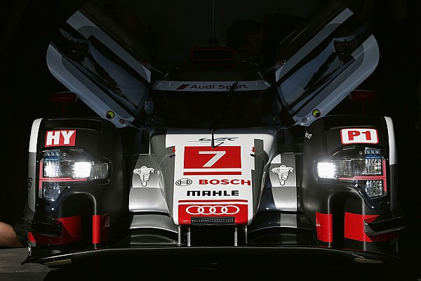 Inside line: Oliver Jarvis on new low-downforce Audi