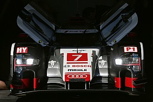 Inside line: Oliver Jarvis on new low-downforce Audi