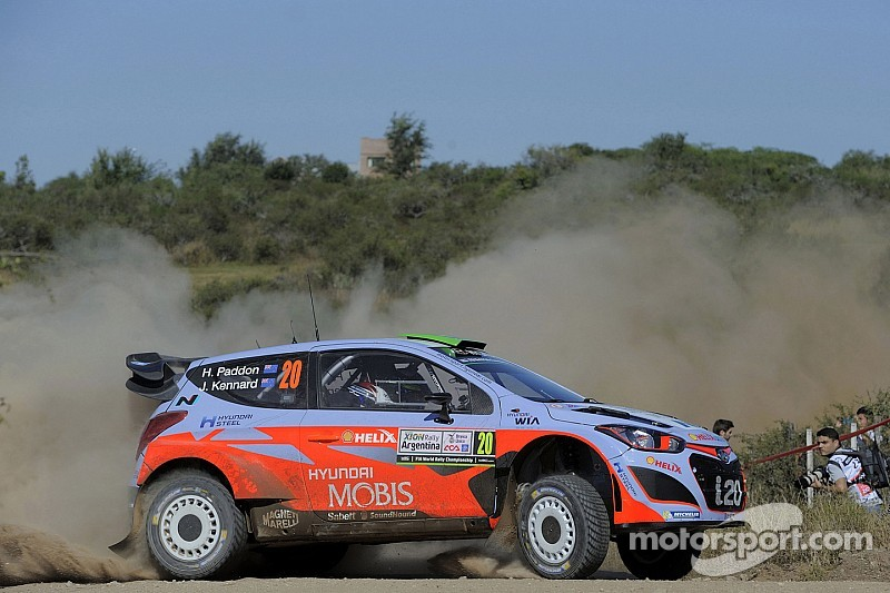 Rally de Argentina: seis espectadores heridos por un accidente