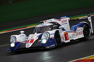 WEC Practice report Tough start for Toyota Gazoo Racing