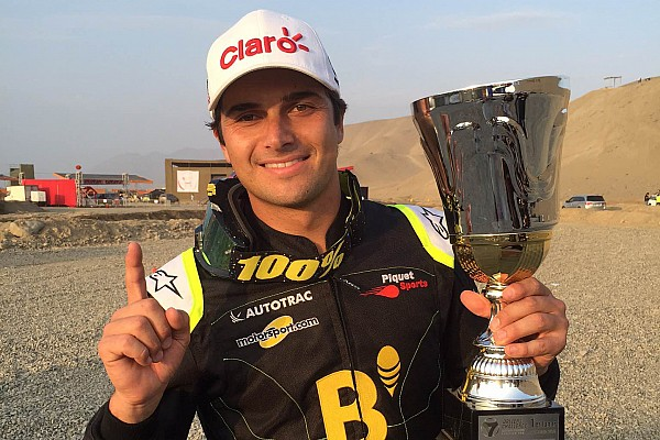 Offroad Race report Piquet Jr. wins first offroad event in Peruvian Drivers Challenge