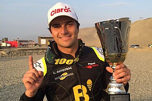 Piquet Jr. wins first offroad event in Peruvian Drivers Challenge